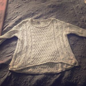 American Eagle small sweater- great for fall!